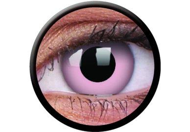 ColourVue Crazy čočky - Barbie Pink (2 ks roční) - nedioptrické