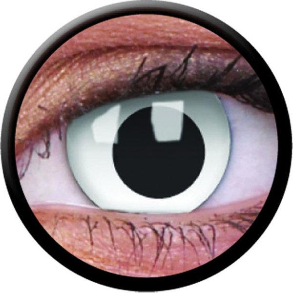 ColourVue Crazy čočky - Cross Eyed (2 ks roční) - nedioptrické