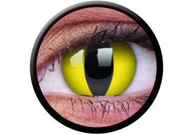 ColourVue CRAZY ČOČKY - Cat Eye (2 ks tříměsíční) - dioptrické