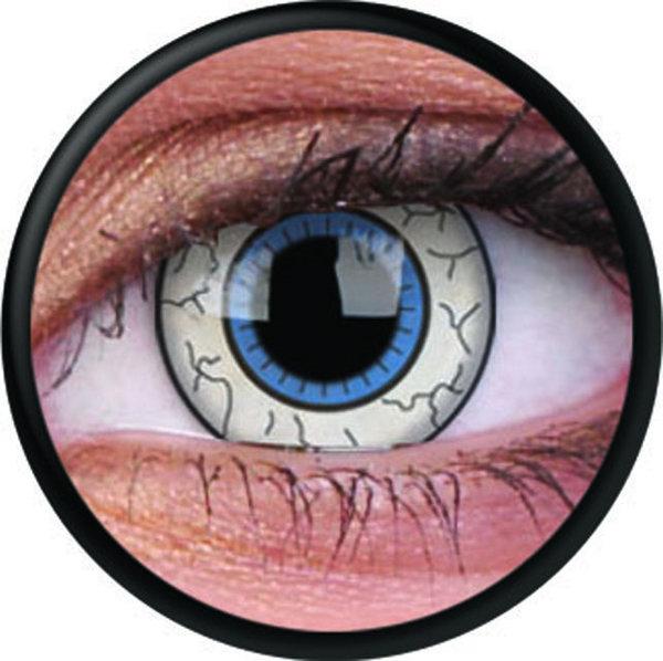 ColourVue CRAZY ČOČKY - Comic Eye (2 ks tříměsíční) - nedioptrické