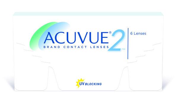 Acuvue 2 (6 čoček) - výprodej exp.2015