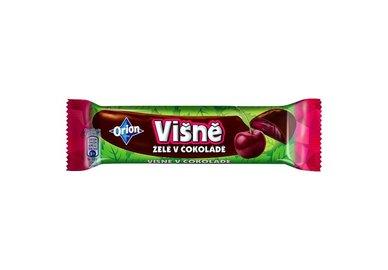 Tyčinka Višně v čokoládě 45g
