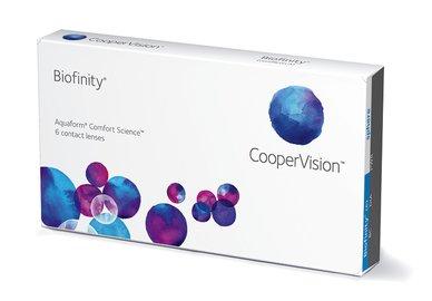 Biofinity (6 čoček) - Výprodej - Expirace 09/2021