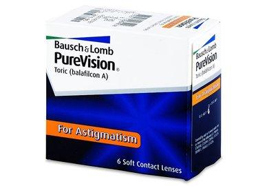 PureVision Toric (6 čoček)