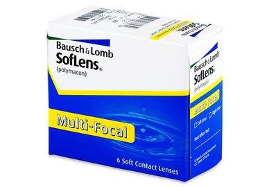 SofLens Multi-Focal (6 čoček) - Výprodej - Expirace 2021
