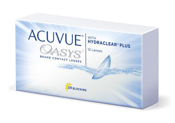 Acuvue Oasys (12 čoček) - exp.2021
