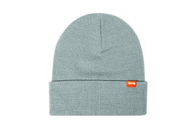 SPY Zimní čepice - jednobarevná světle šedá