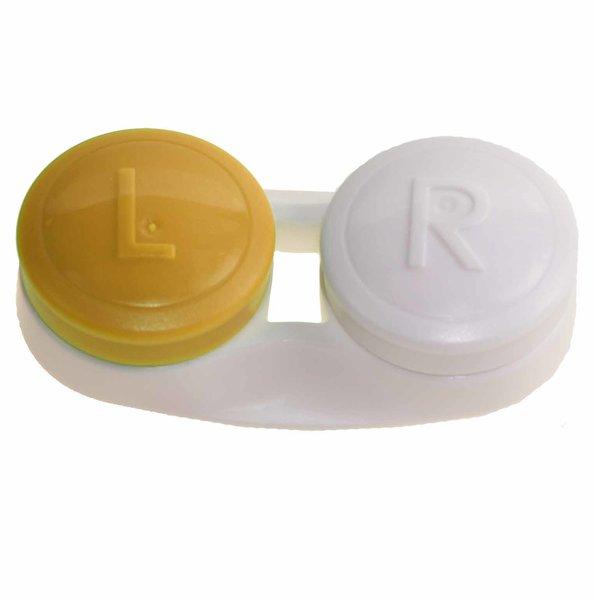 Duo anti-bakteriální pouzdro - žluté