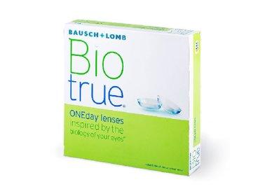 Biotrue ONEday (90 čoček) - Výprodej - Expirace 11/2021