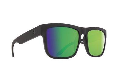 SPY sluneční brýle DISCORD  Matte Black Green - Polarizační