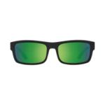 SPY sluneční brýle DISCORD LITE - Matte Black/Green - polarizační