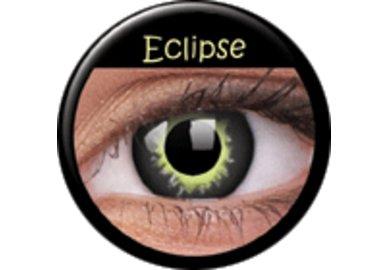 ColourVue CRAZY ČOČKY - Eclipse (2 ks tříměsíční) - dioptrické