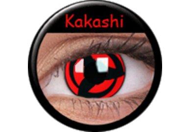 ColourVue CRAZY ČOČKY - Kakashi (2 ks tříměsíční) - dioptrické