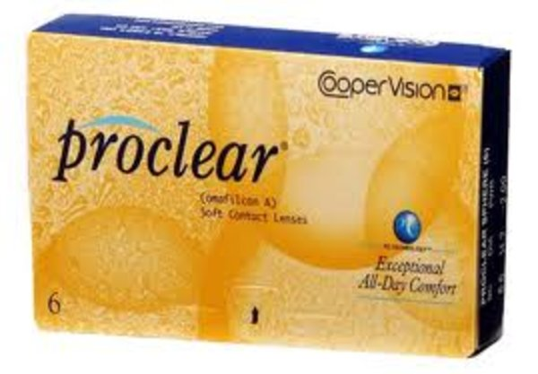 Proclear (6 čoček)