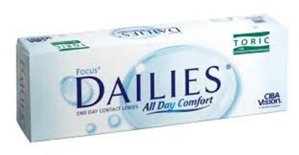 Dailies All Day Comfort Toric (30 čoček)