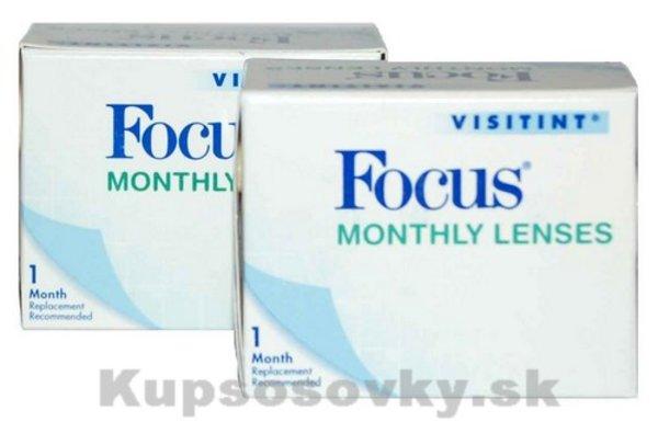 Focus Visitint  (6 čoček) Výprodej Expirace 2015!