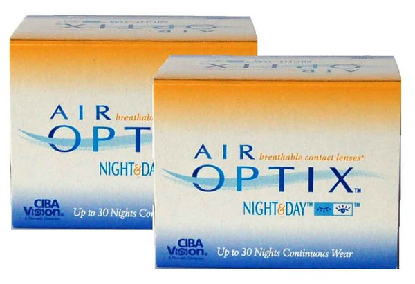 Air Optix Night & Day (6 čoček) - exp.11/2015