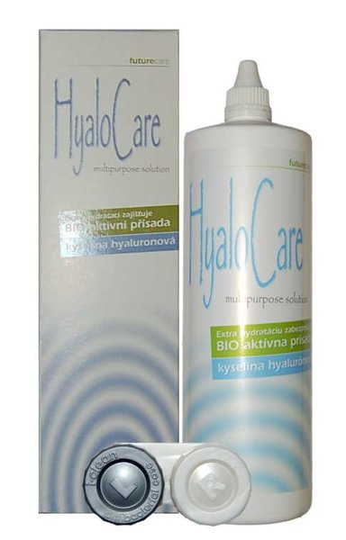 Hyalocare - Hyalook 360 ml s pouzdrem