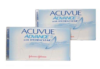 Acuvue Advance (6 čoček)- Doprodej!