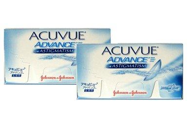Acuvue Advance for Astigmatism (6 čoček) - Výprodej skladu!