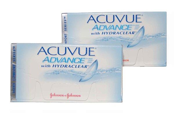 Acuvue Advance (6 čoček) - výprodej