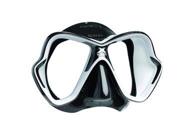 Maska MARES X-Vision LiquidSkin černo-bílá