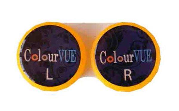 Klasické pouzdro ColourVue - žluté