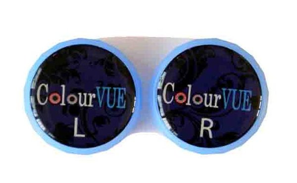 Klasické pouzdro ColourVue - modré