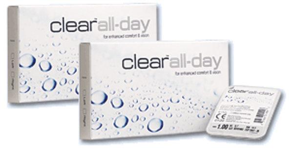 Clear all Day (6 čoček)