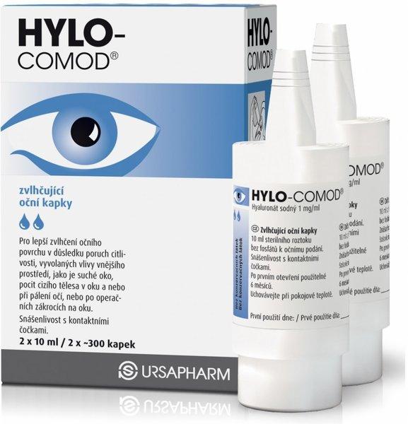 Hylo-Comod 2x10 ml