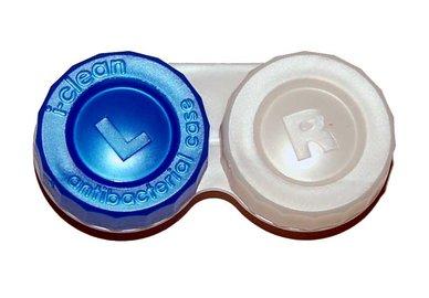 Anti-bakteriální pouzdro - Světle modré