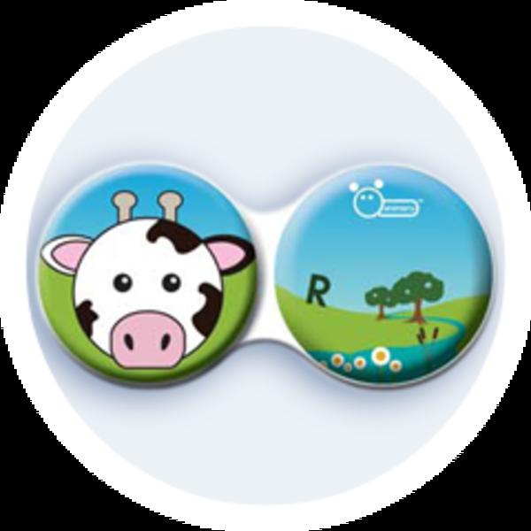 Anti-bakteriální pouzdro klasické - Farma - Kráva