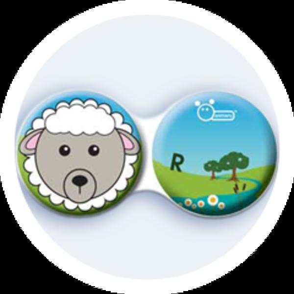 Anti-bakteriální pouzdro klasické - Farma - Ovce