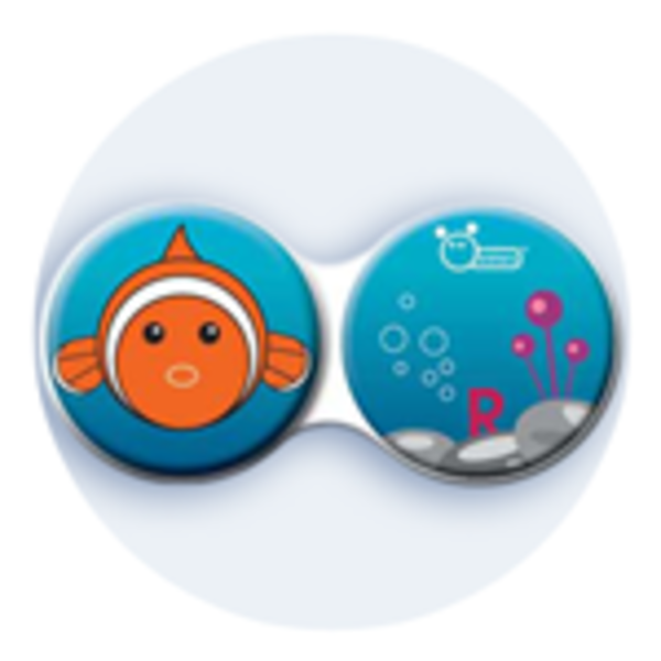 Anti-bakteriální pouzdro klasické - Moře - Nemo