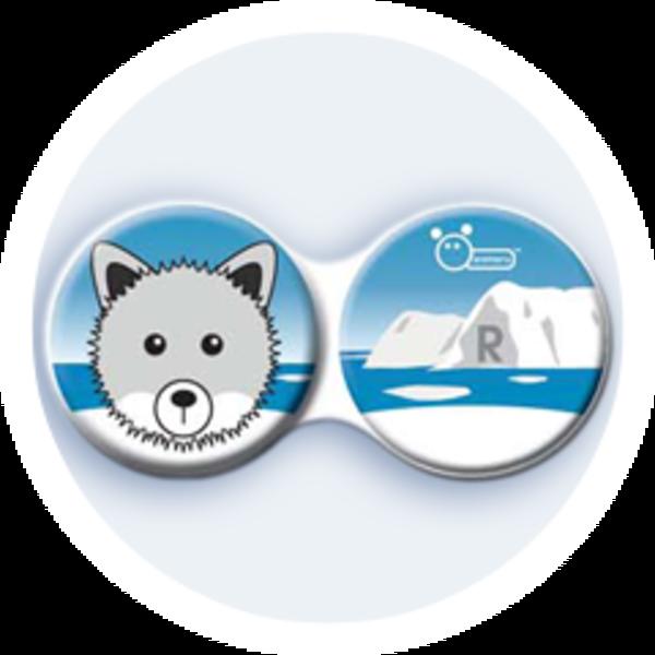 Anti-bakteriální pouzdro klasické - Sever - Vlk