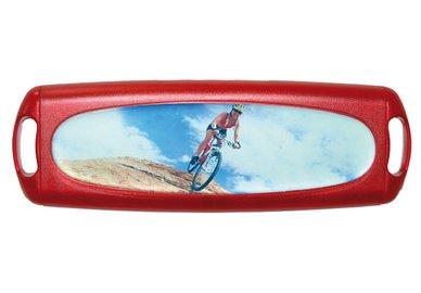 Pouzdro na jednodenní čočky - Cyklista