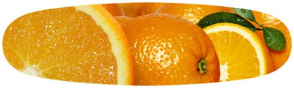 Pouzdro na jednodenní čočky - Pomeranč