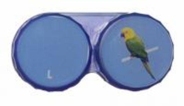 Ozdobné pouzdro - Papoušek