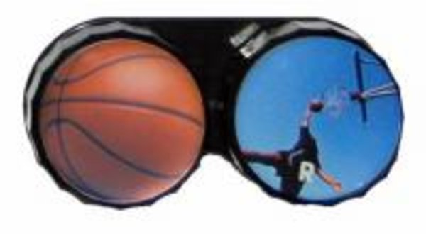 Ozdobné pouzdro - Basketbal