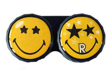 Klasické pouzdro motiv Smiley - Star