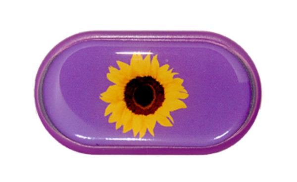 Pouzdro se zrcátkem Jednoobrázkové - Slunečnice