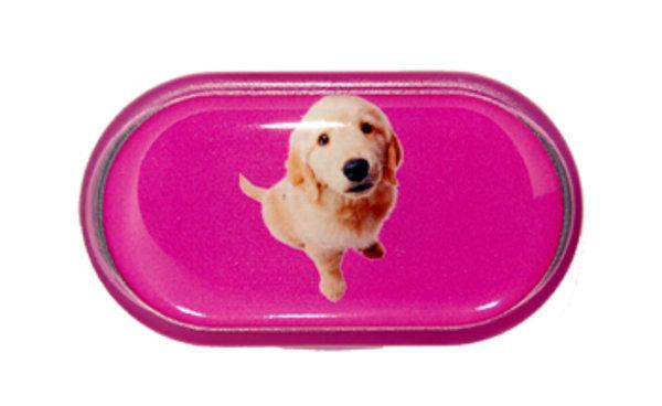 Pouzdro se zrcátkem Jednoobrázkové - Pes