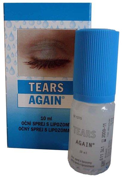 Tears Again - oční sprej 10 ml - výprodej expirace 2015!