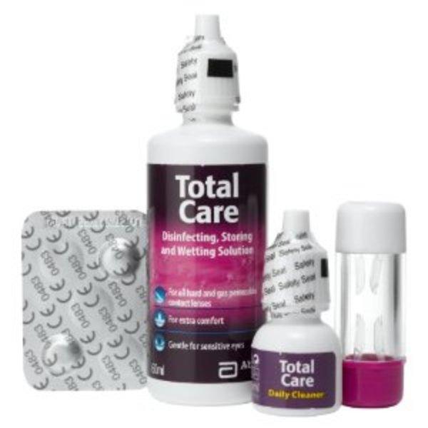 Total Care Systém - poškozený obal