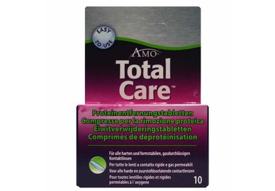 Total Care tablety 10 ks - exp. 06/21