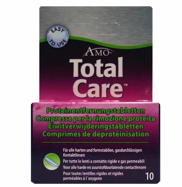 Total Care tablety 10 ks Výprodej! - 03/2019