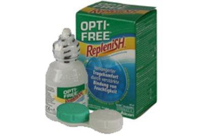 Opti-Free RepleniSH 120 ml - výprodej exp. 09/2017