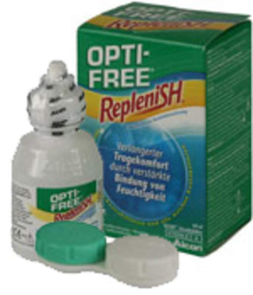 Opti-Free RepleniSH 120 ml - výprodej exp. 09/2017