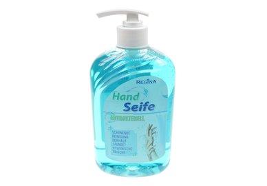 Antibakteriální mýdlo 500 ml Regina