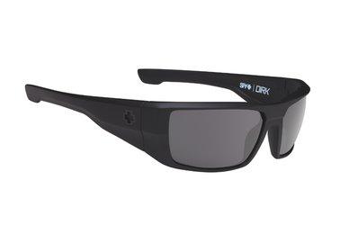 SPY sluneční brýle Dirk Matte Black Grey - Polarizační
